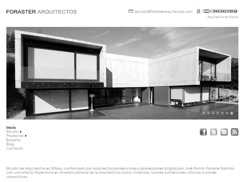 Foraster arquitectos - Foraster arquitectos ...