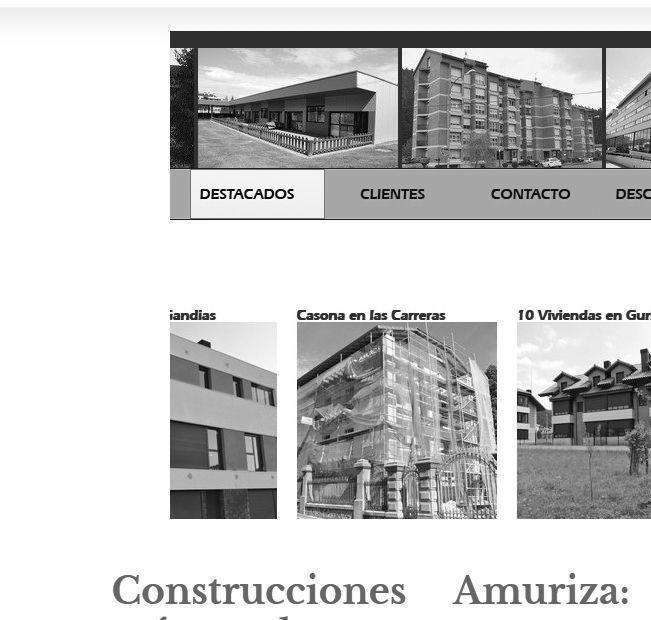 Construcciones Amuriza
