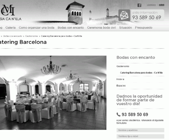 catering barcelona