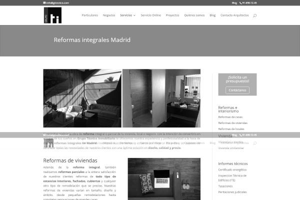 Estudios de arquitectura gitecnico - Estudios arquitectura espana ...